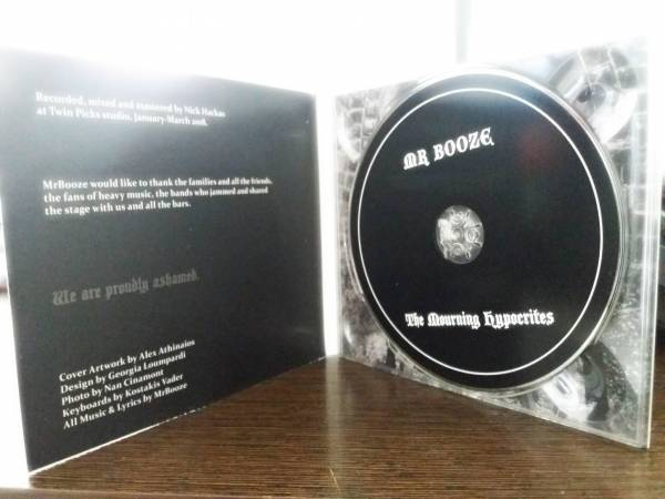 The Mourning Hypocrites - OUT NOW!
